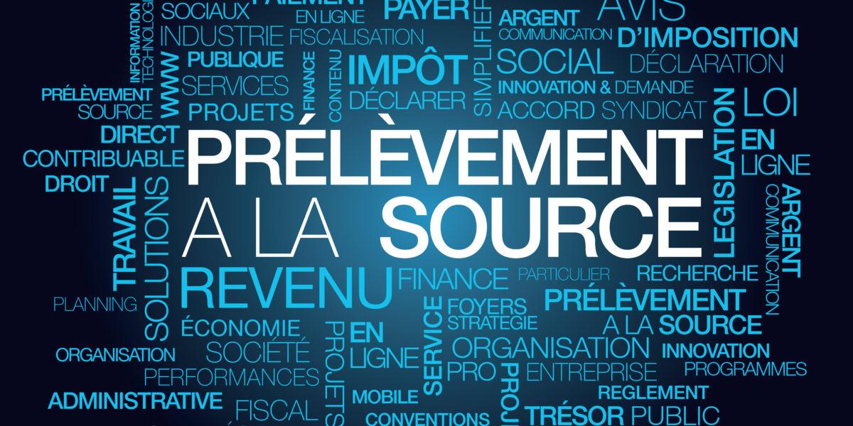 Prélèvement à la source impôt direct sur le revenu loi Pinel